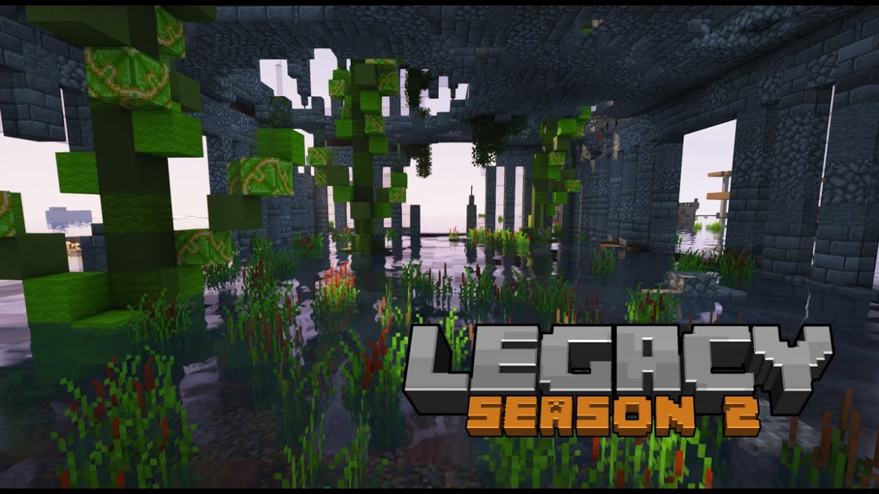 Legacy SMP Season 2: Episode 09 - The Second Tower!