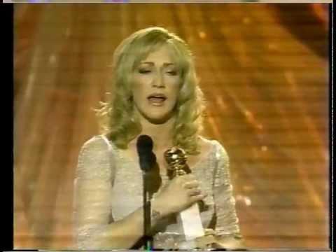 Golden Globe 1999 Edie Falco The Sopranos