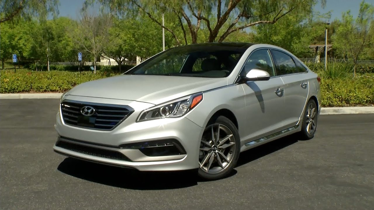 at and walkaround sport sonata watch york youtube interior show debut auto hyundai new exterior
