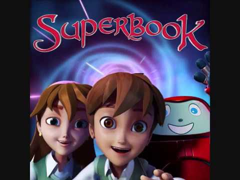 Superbook Theme Song & Instrumental (2013) English