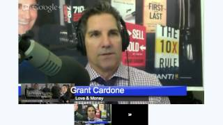 Money Problems and Relationships - Cardone Zone