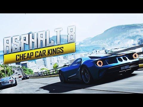 Cheap Cars That Compete Against Asphalt 8 Kings