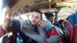 Bus Taftan nach Quetta