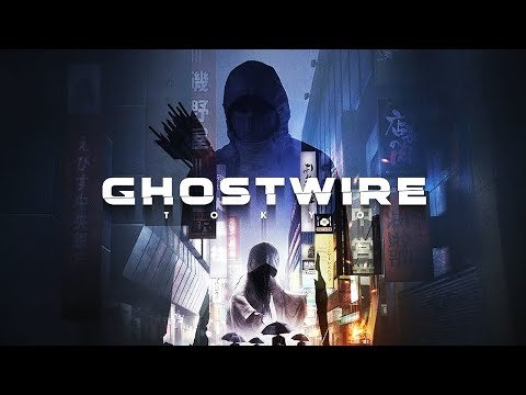 GhostWire Tokyo Trailer Sony Event PS5 (2021)