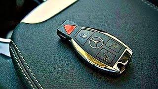 Как заменить батарейку в автомобильном ключе Мерседес Рыбка