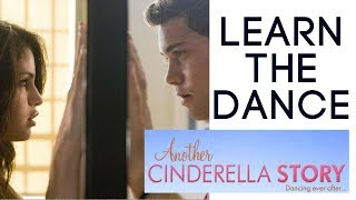 LEARN THE DANCE! (Another Cinderella Story - MIRROR dance)