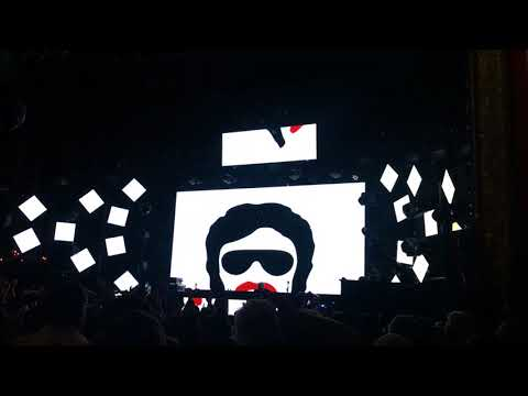 Giorgio Moroder - Live at The Globe Theater 4/26/2018