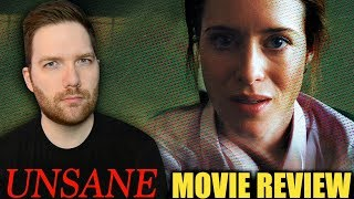 Unsane - Movie Review