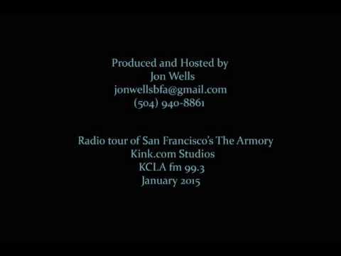 Download KINK.com studios Armory Tour