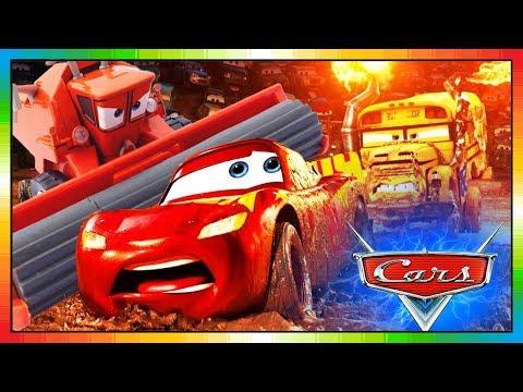 Cars FRANCAIS ★ Cars en FRANCAIS ( Film complet mini Movie avec McQueen - Cars 3 vient l'été 2017 )