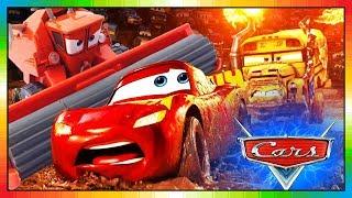 Cars FRANCAIS ★ Cars en FRANCAIS ( Film complet mini Movie avec McQueen - Cars 3 vient l'été 20