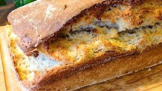 Закваска для без дрожжевого хлеба, на йогурте или кефире + рецепт хлеба