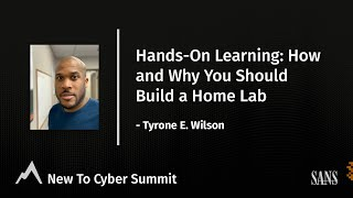 Hands-On Learning: How and Why You Should Build a Home Lab