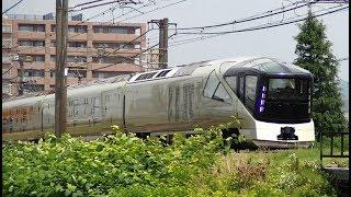 2019.6.6 TRAIN SUITE 四季島 3泊4日コース E001型 8010M