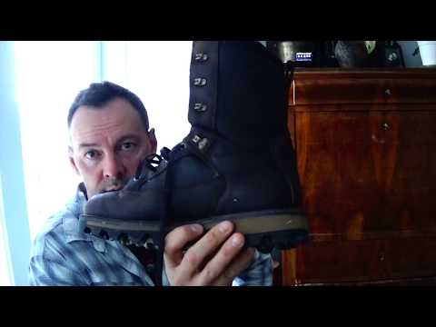 Danner Powderhorn Hunting Boots After The First Season