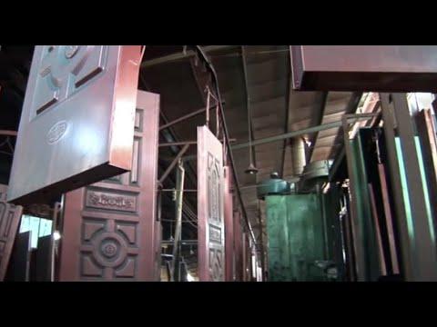 Metal Door Production