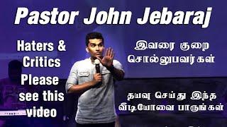 John Jebaraj in Coimbatore