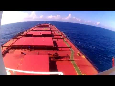 Alpha Friendship - Cape Size Bulk carrier Vessel