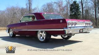 134716 / 1963 Chevrolet Impala SS