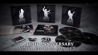 TOMMY BOLIN – Teaser, 40th Anniversary Vinyl Edition Boxset (Trailer)