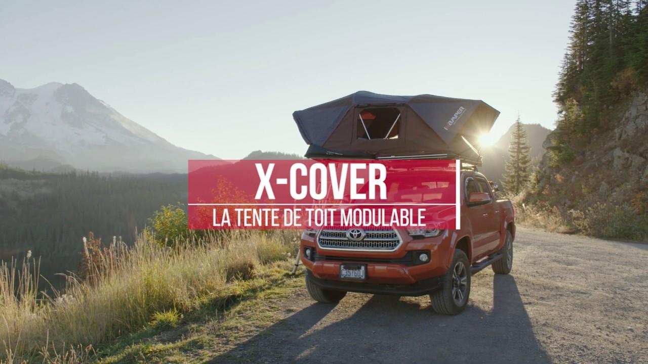 iKamper France: Tente de Toit X-Cover