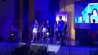 MR & MS STI ORMOC 2017 IN  PRODUCTION NUMBER