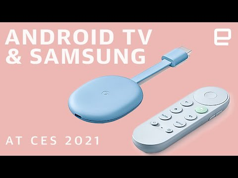 Google's Android and TV chiefs discuss Samsung and CES