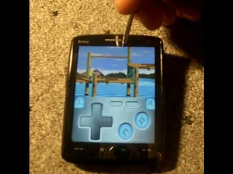 HTC TOUCH HD / Games
