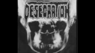 Watch Desecration Inhuman video