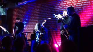 Rodrigo Amado Motion Trio & Peter Evans - 26.03.2015 -  Pardon To Tu, Warsaw #2