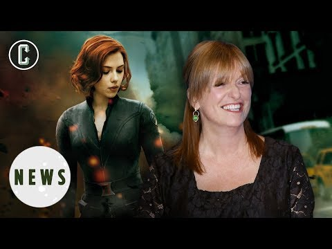 Black Widow Movie Taps Cate Shortland to Direct Scarlett Johansson - 동영상