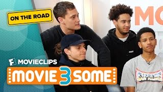 Sundance Special With 'The Land' Cast: Movie3Some On The Road