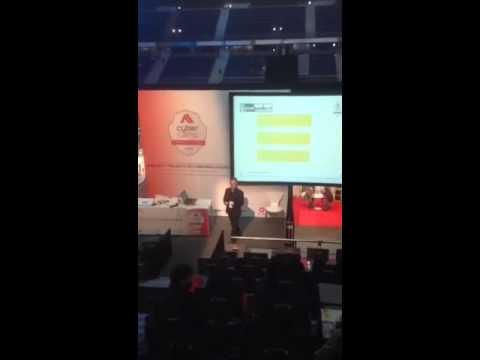 Ponencia de Javier Peña, de Portalparados y Branding Bit en Cybercamp 2015