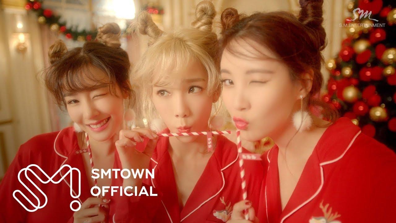 Girls Generation Tiffany Wallpaper Girls Generation Tts 소녀시대 태티서 Dear Santa Mv Youtube