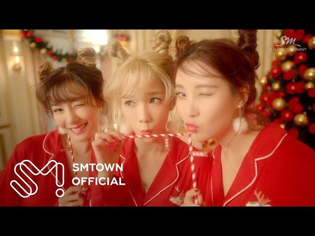 Girls' Generation-TTS 소녀시대-태티서 'Dear Santa' MV