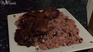 COMING SOON THE WORLD BEST BROWN STEW CHICKEN AND RICE  AND PEAS !! Chef Ricardo Cooking