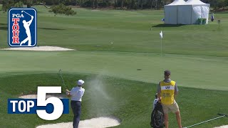Top 5 Shots of the Week | RBC Heritage
