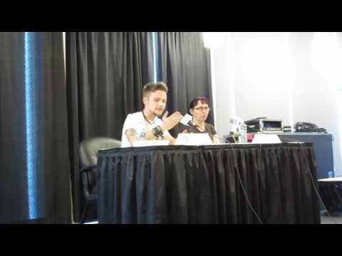 Konn Lavery and Beth Wagner Discuss Breaking into Self-Publishing - Edmonton Expo 2016