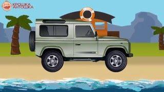 видео Марка  Land Rover