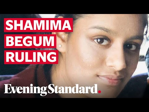 Shamima Begum Should Be Let Back Into The UK To Fight To Keep British Passport, Judges Rule