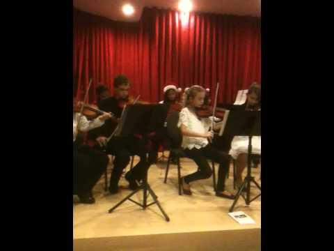 2012 Miami Conservatory Music Academy Fall/Holiday Recital