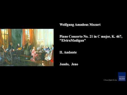Wolfgang Amadeus Mozart, Piano Concerto No. 21 in C major, K. 467,