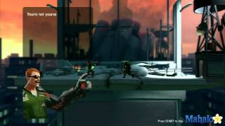 Bionic Commando Rearmed 2 Walkthrough-Level 28-Impact