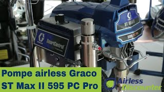 Graco ST MAX II 595 PC PRO par Airless Discounter