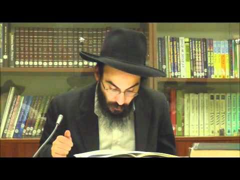 Ayin Bais 19a Rabbi Shalom Ber Cohen