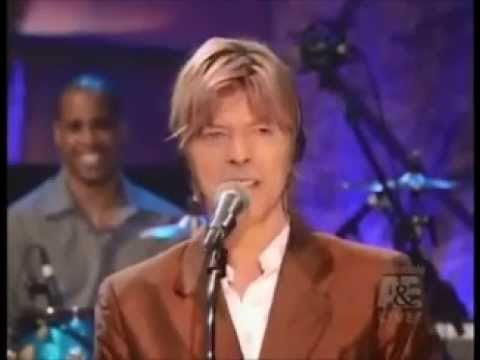David Bowie Live by Request A&E 2002.