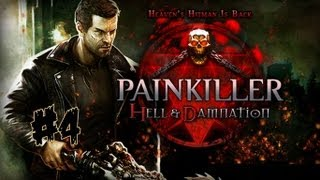Painkiller: Hell & Damnation - Walkthrough - Part 4 - Enclave (PC/X360/PS3) [HD]