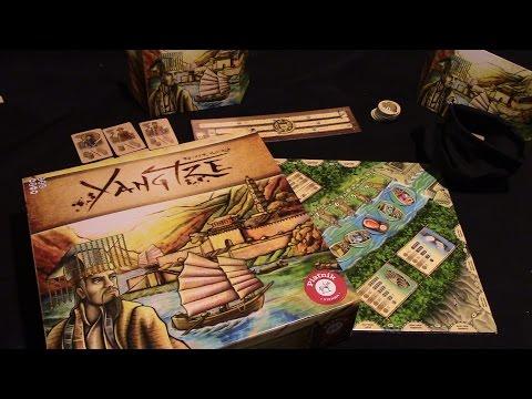 Jeremy Reviews It... - Yangtze Board Game Review