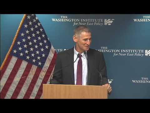 2017 Zeev Schiff Memorial Lecture with Maj. Gen. Yair Golan