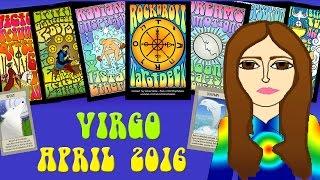 virgo april 2016 tarot psychic reading forecast predictions free